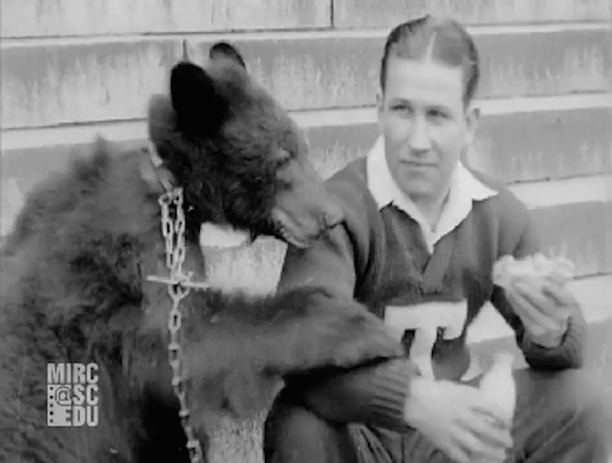 Bear Attends Classes-Outtakes (1929)