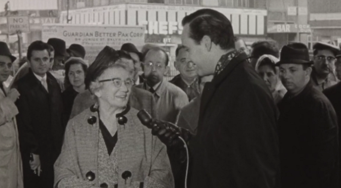 Would You Vote For a Woman for President? (1964)